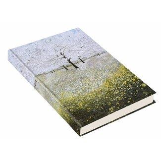Peter Pauper Trees in Bloom Notebook Oversize