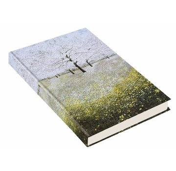 Peter Pauper Trees in Bloom Notebook Oversize