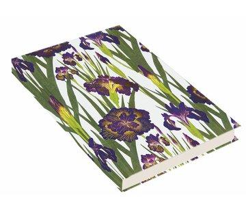 Peter Pauper Purple Irese Notebook Oversize