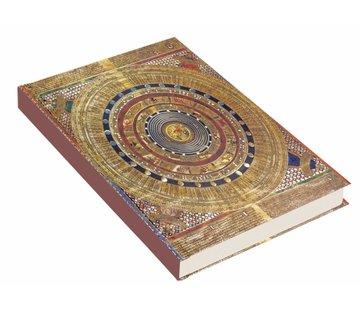 Peter Pauper Cosmology Notebook Aufmaß