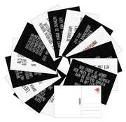 Comello Set van 14 verschillende DARUM wenskaarten