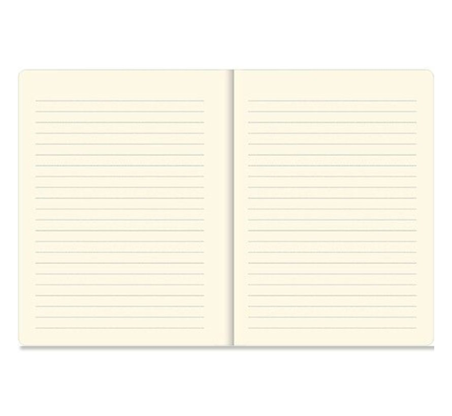 Adventure Notitieboek mid-size (A5)