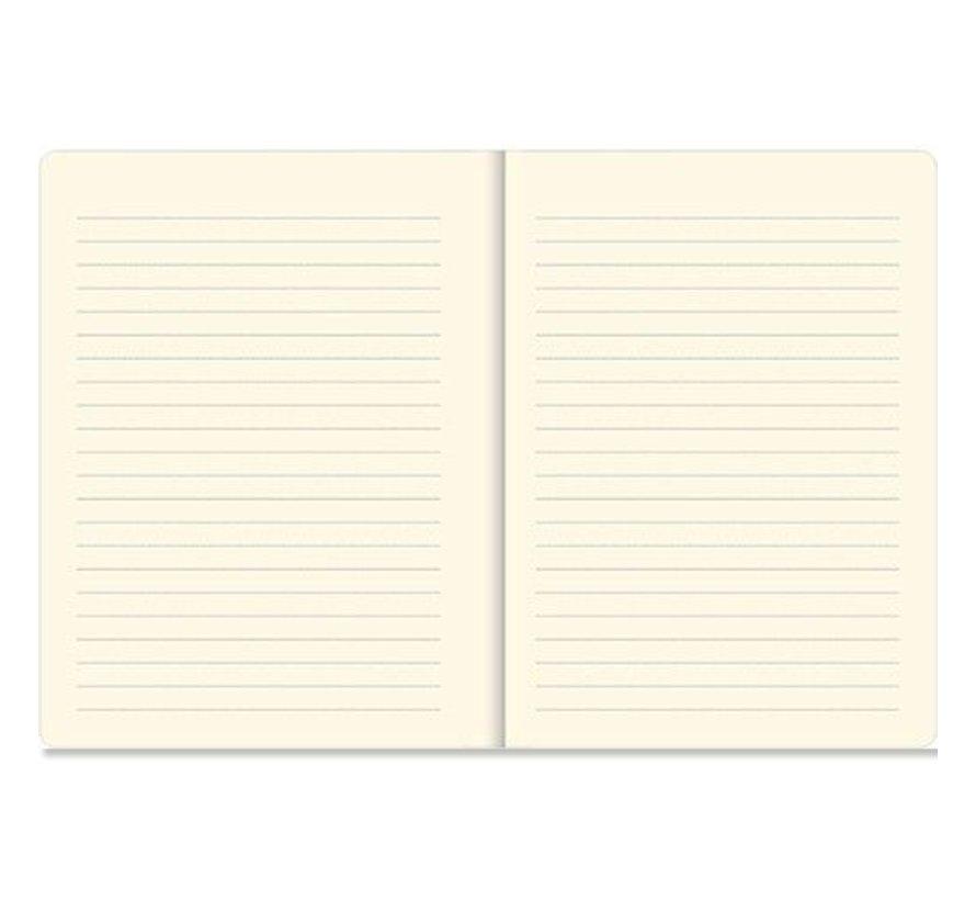 Owls Notitieboek mid-size (A5)