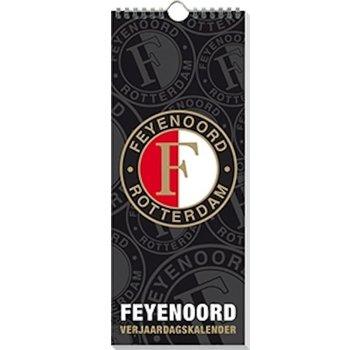Inter-Stat Feyenoord Birthday Calendar
