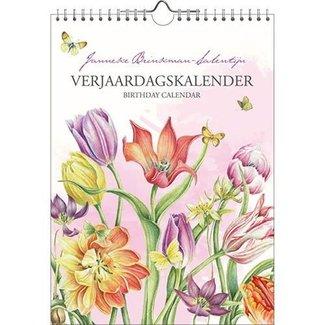 Comello Janneke Brinkman Verjaardagskalender Tulips