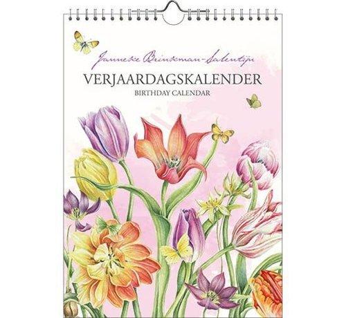 Comello Janneke Brinkman Verjaardagskalender Tulpen
