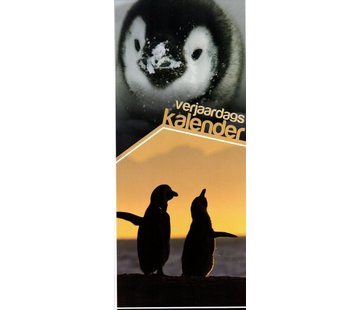 Inter-Stat Pinguin Verjaardagskalender