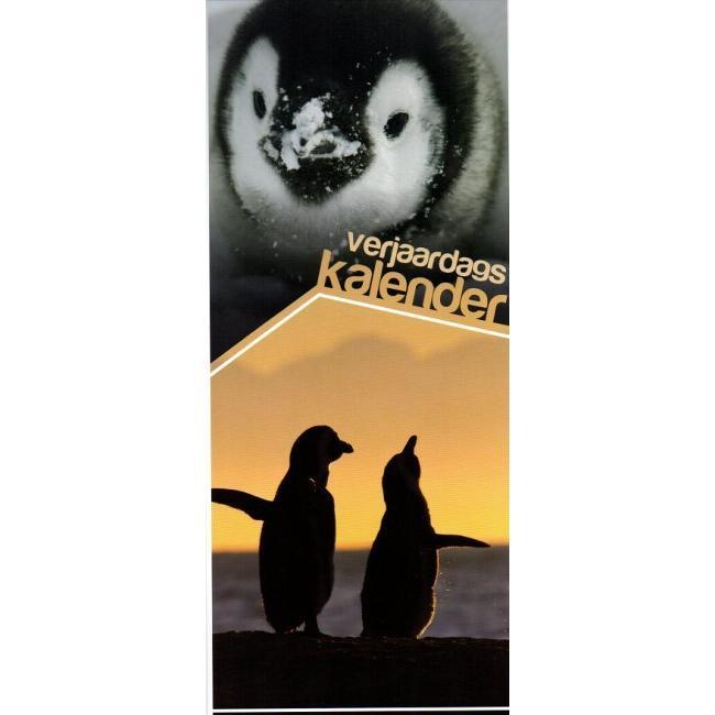 Inter-Stat Pinguin-Geburtstags-Kalender