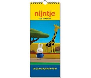 Inter-Stat Miffy Birthday Calendar