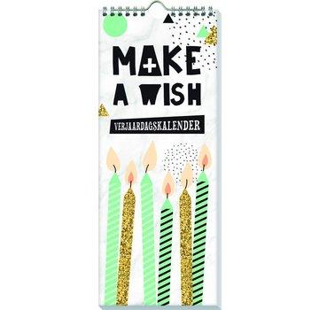 Inter-Stat Make a Wish Verjaardagskalender