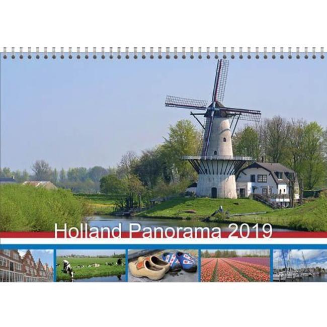 Comello Holland Panorama Kalender 2019