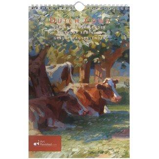 Comello Dutch Cows Geburtstagskalender