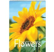 Comello Flowers Birthday Calendar A4