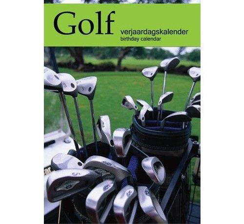 Comello Golf Verjaardagskalender