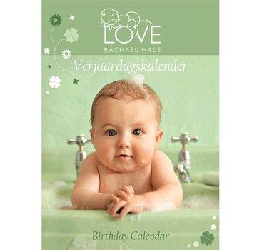 Comello Rachel Hale Baby Love verjaardagskalender
