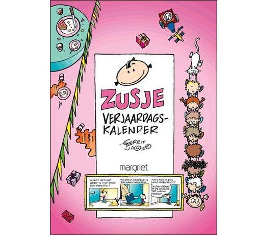 Comello Gerrit de Jager Zusje verjaardagskalender