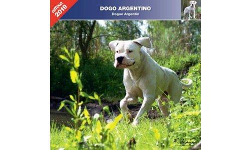 Argentijnse Dog Kalenders 2019
