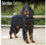 Gordon Setter Kalenders 2019