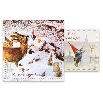 Comello Rien Poortvliet Kerstkaarten
