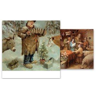 Comello Marius van Dokkum Kerstkaarten
