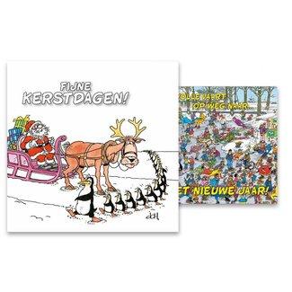 Comello Jan van Haasteren Cartes