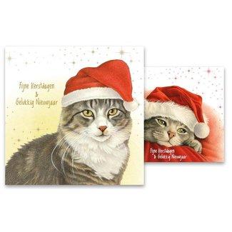 Comello Franciens Cats Cards
