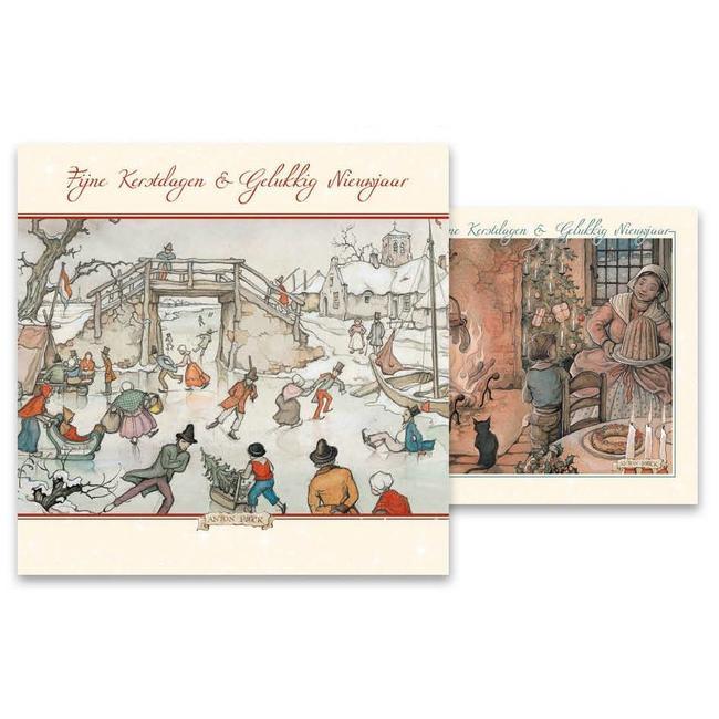 Comello Anton Pieck Weihnachten