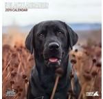 Labrador Retriever Black Calendars