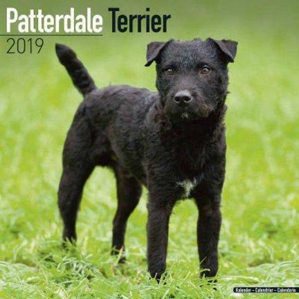 Patterdale Terrier Kalenders 2019