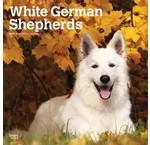 White Shepherd Calendars