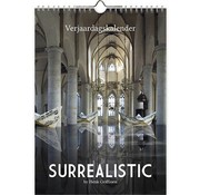 Comello Surrealistic by Henk Griffioen Verjaardagskalender A4