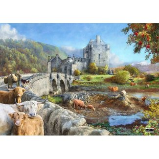 The House of Puzzles Highland Morgen Puzzle