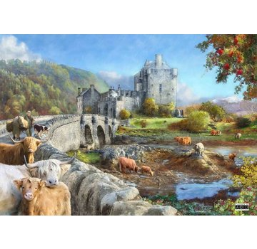 The House of Puzzles Highland Matin Puzzle