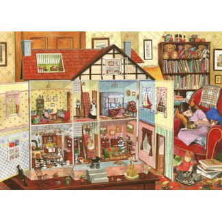The House of Puzzles Ideales Zuhause Puzzle