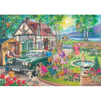 The House of Puzzles Pride and Joy Puzzle