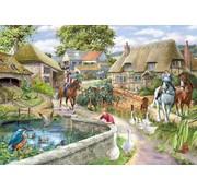 The House of Puzzles Bridle Path Puzzel 1000 Stukjes