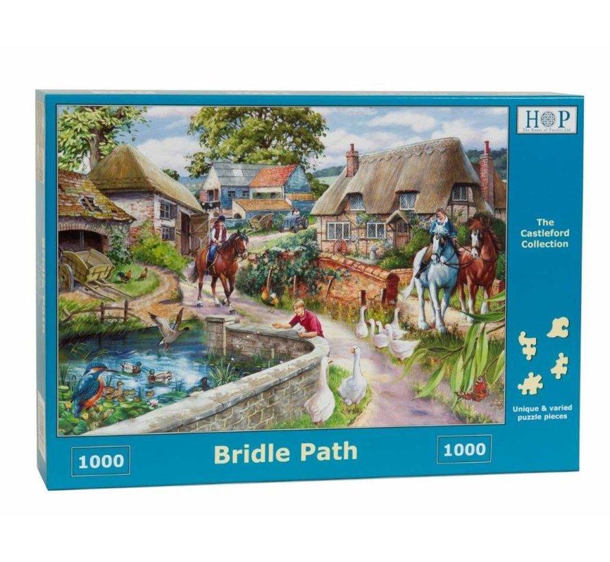 Bridle Path Puzzel 1000 Stukjes