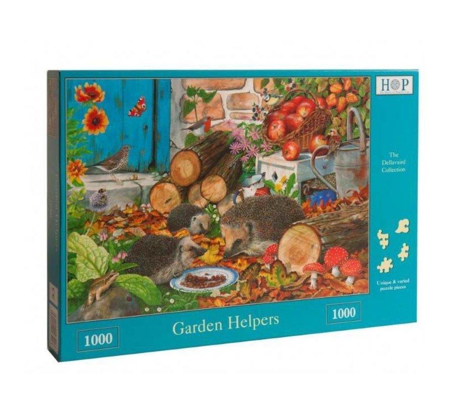 Garden Helpers Puzzel 1000 Stukjes