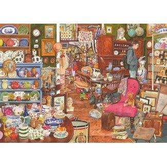 The House of Puzzles Den of Antiquity Puzzel 1000 Stukjes