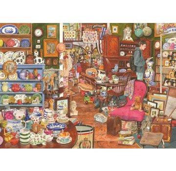 The House of Puzzles Den de l'Antiquité 1000 Puzzle Pieces
