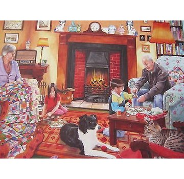 The House of Puzzles Quiet Night In Puzzle 1000 Pieces