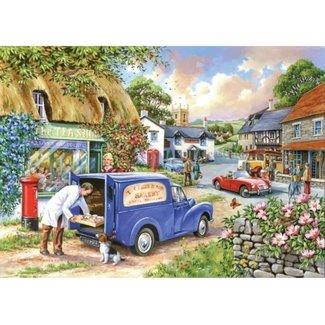 The House of Puzzles Baker's Dozen 1000 Pieces
