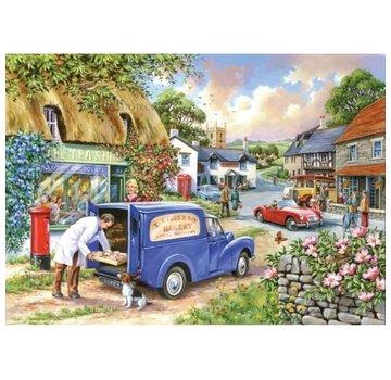 The House of Puzzles Bakers Dozen 1000 Stück