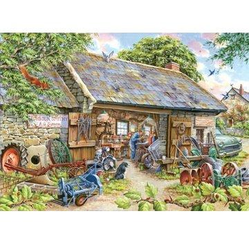 The House of Puzzles Marque et 1000 Pieces Mend Puzzle