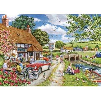 The House of Puzzles Sunday Lunch Puzzel 1000 Stukjes