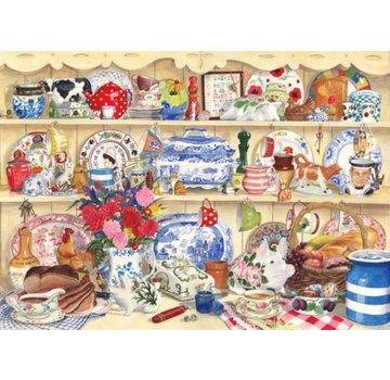 The House of Puzzles Ce petit cochon Puzzle 1000 Pièces