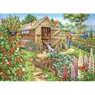 The House of Puzzles Cabbage Patch 1000 Puzzle Pieces