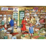 The House of Puzzles Cornershop 1000 Puzzle Pieces
