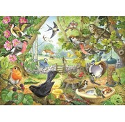 The House of Puzzles Dawn Chorus 1000 Puzzle Pieces