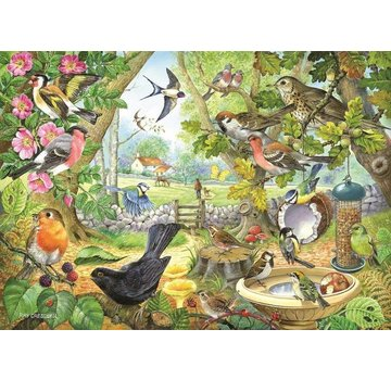 The House of Puzzles Dawn Chorus Puzzel 1000 Stukjes